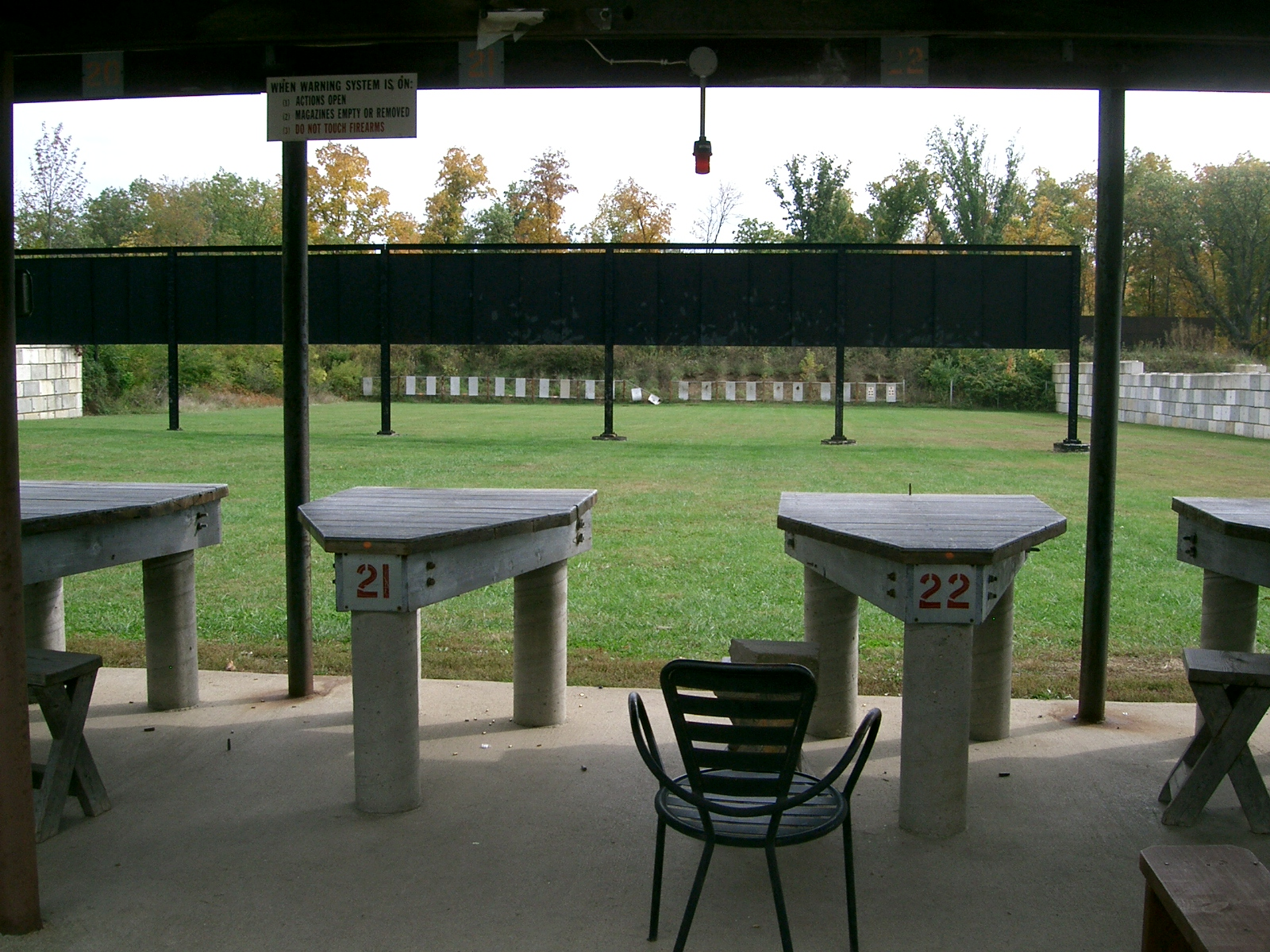 Ranges « Butler County Sportsmen Rifle and Pistol Club